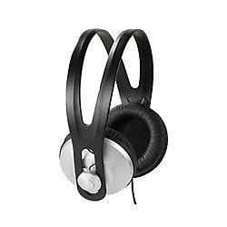 Vivanco SR 97 Kopfhörer Verkabelt Über das Ohr Schwarz 36502