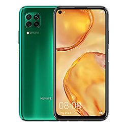 Huawei P40 lite 128 GB 48 MP 16,3 cm (6,4 Zoll) NanoSIM Smartphone Grün 51095CJX