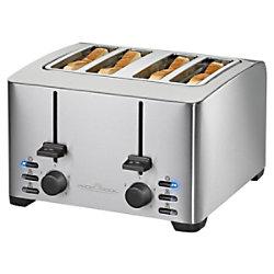 ProfiCook Toaster PC-TA 1073 4 Stück 501073