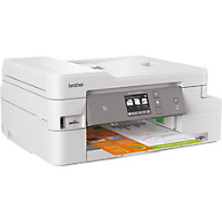 Brother MFC-J1300DW Farb Tintenstrahl Multifunktionsdrucker DIN A4
