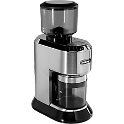 De'Longhi Kaffeemühle elektrisch KG 521 M 150 W Schwarz, Silber KG521M