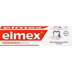 elmex Zahnpasta Aminofluorid 17,7 x 3,3 x 3,9 cm 75 ml 7965015007
