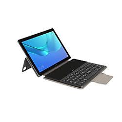 Gecko Covers Tastaturcover QWERTZ für Huawei Mediapad M5PRO10.8 Schwarz 40-41-9267