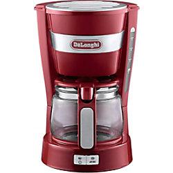 De'Longhi Kaffeemaschine ICM 14011 R ICM 14011.R