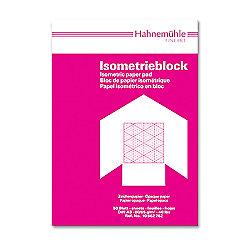Isometrieblock Hahnemühle A4 50 Blatt 10662642
