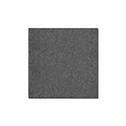 Teppichfliese Casa Pura Vienna Grau Polypropylen, Bitumen 500 x 500 mm fd-23536