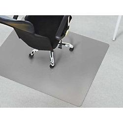 Bürostuhlunterlage Floordirekt Pro Teppich Grau Polypropylen 750 x 1200 mm fd-7700