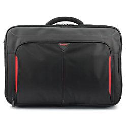 Targus Laptoptasche Classic+ CN418EU 18 Zoll Schwarz, Red