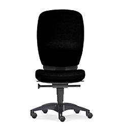Bürostuhl Sitwell Office M Lendenwirbelstütze 130 kg Höhe Einstellbar SY-15.100-M-75-109-00-44-10
