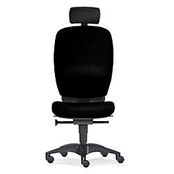Bürostuhl SITWELL Office L mit Kopfstütze SY-15.200-L-75-109-00-44-10