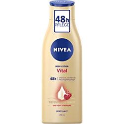 NIVEA Körperlotion Vital 6,3 x 4 x 19,4 cm 250 ml 882119