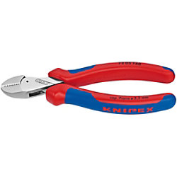 Knipex 73 05 160 Zange blau, rot