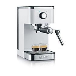 Graef Kaffeemaschine ES401 Weiß ES401EU