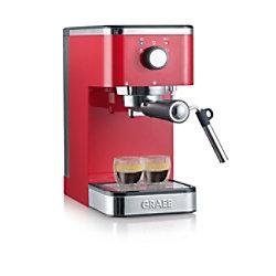 Graef Kaffeemaschine ES403EU Rot