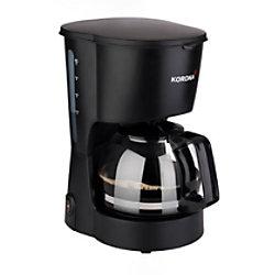Korona Kaffeemaschine 12011 Schwarz