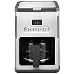 Krups Kaffeemaschine KM442D Rostfreier Stahl