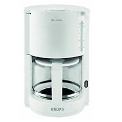 Krups Kaffeemaschine Pro aroma F30901 Weiß