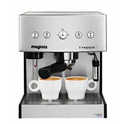 Magimix Kaffeemaschine 11414 Matt Chrome