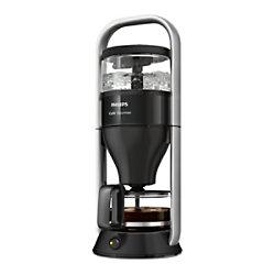 Philips Kaffeemaschine Café Gourmet HD5408/60 Schwarz