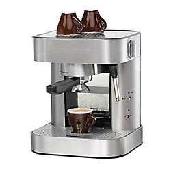 Rommelsbacher Kaffeemaschine EKS 1510 Silber EKS1510