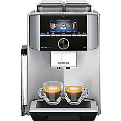 Siemens Vollautomatische Kaffeemaschine Rostfreier Stahl TI9578X1DE