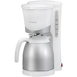Bomann Thermo Kaffeemaschine KA 168 Weiß 601680