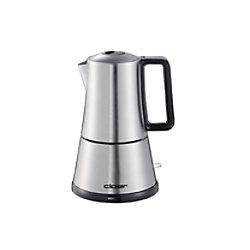 Cloer Kaffeemaschine Rostfreier Stahl 5918