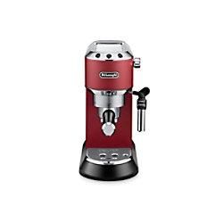 De'Longhi Delonghi Espressomaschine Dedica Style EC 695.R Rot EC695.R