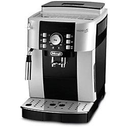 De'Longhi Delonghi Automatische Kaffeemaschine Magnifica S ECAM21.116.SB Schwarz Silber ECAM 21.116SB