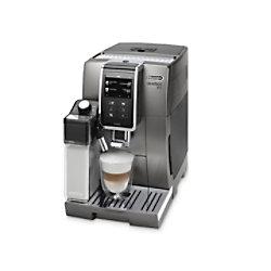 De'Longhi Delonghi Automatische Kaffeemaschine Dinamica Plus ECAM 370.95.T Titan