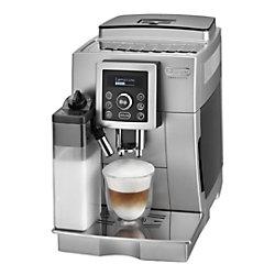 De'Longhi Delonghi Vollautomatische Kaffeemaschine ECAM 23.460.S Silber ECAM 23.460S