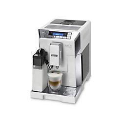 De'Longhi Delonghi Automatische Kaffeemaschine Eletta ECAM45.766.W Schwarz