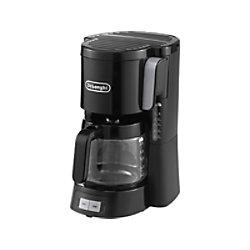 De'Longhi Delonghi Filterkaffeemaschine ICM 15240 Schwarz