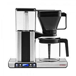 Gastroback Kaffeemaschine 42706 Schwarz, Silber