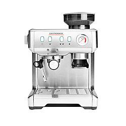 Gastroback Kaffeemaschine 42619 Rostfreier Stahl
