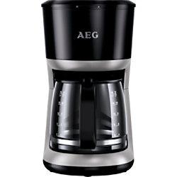 Electrolux Kaffeemaschine KF3300 sw/si Schwarz 950 074 381