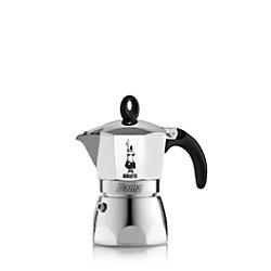 Bialetti Espressomaschine Dama Nuova 2151 Silber