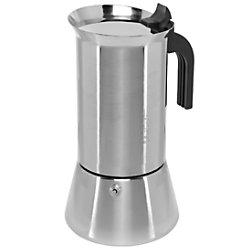 Bialetti Espressomaschine Venus 0007255/CN Silber