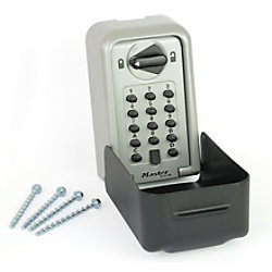 Master Lock Sicherheits Tresor 5426EURD 103 x 75 x 173 mm
