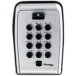 Master Lock Sicherheits Tresor 5423EURD 79 x 52 x 117 mm