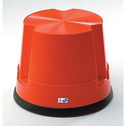Twinco Easy Rollhocker 6200-4 Rot