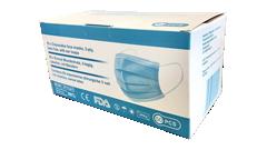 Medizinische Mundschutzmaske
