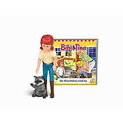 tonies BiBi, Tina Die Waschbären sind los Minifigur 6+ Jahre 01-0114