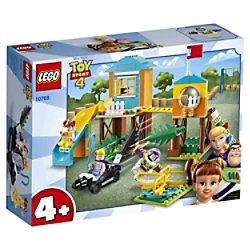 LEGO Buzz & Bo Peeps Spielplatz-Abenteuer 10768 Bauset 4+ Jahre