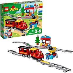 LEGO Duplo Dampflokomotive 10874 Bauset 2+ Jahre