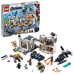 LEGO Marvel Avengers Compound Battle 76131 Bauset 8+ Jahre
