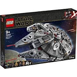 LEGO Star Wars Millennium Falke 75257 Bauset 9+ Jahre