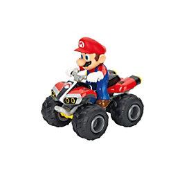 CARRERA Mario RC 2,4 GHz Mario Kart , Mario - Quad 370200996 Spielzeugauto