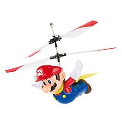 CARRERA Mario RC 2,4 GHz Super Mario - Fliegendes Kap Mario 370501032 Spielzeug