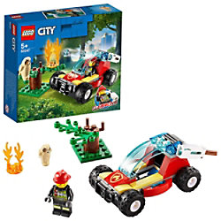 LEGO City Waldbrand 60247 Bauset 5+ Jahre